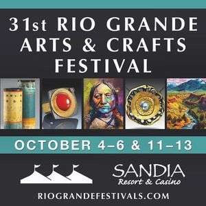 2019 Rio Grande Arts & Crafts Festival at Albuquerque Balloon Festival